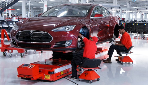 Tesla Inc. (NASDAQ:TSLA) has vowed to sell over 500,000 vehicles in 2020, a goal that even before the pandemic some analysts had considered ambitious.